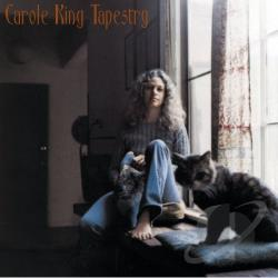 King, Carole - Tapestry CD Cover Art