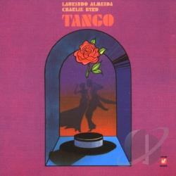 Almeida, Laurindo - Tango: Laurindo Almeida and Charlie Byrd CD Cover Art