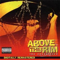 Above the Rim CD Cover Art