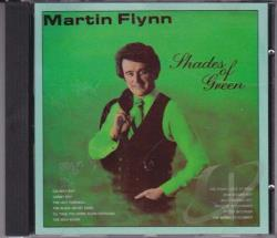 Flynn, Martin - Shades Of Green CD Cover Art