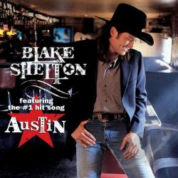 Shelton, Blake - Austin CD Cover Art