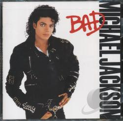 Jackson, Michael - Bad CD Cover Art