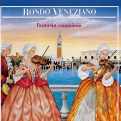 Veneziano, Rondo - Fantasia Veneziana CD Cover Art