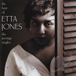 Jones, Etta - Best of Etta Jones: The Prestige Singles CD Cover Art