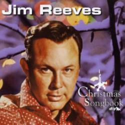 Reeves, Jim - Christmas Songbook CD Cover Art