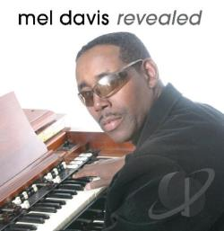 Davis, Mel - Revealed CD Cover Art