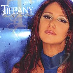 Tiffany - Dust Off and Dance CD Cover Art