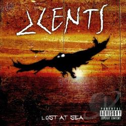 2cents - Lost at Sea CD Cover Art