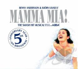 Mamma Mia! CD Cover Art