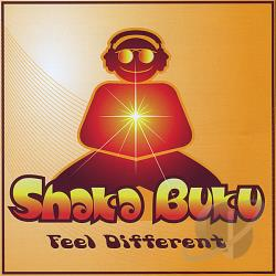 Shaka Buku - Feel Different CD Cover Art