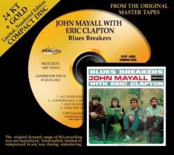 John Mayall & The Bluesbreakers / Mayall, John - Bluesbreakers with Eric Clapton CD Cover Art