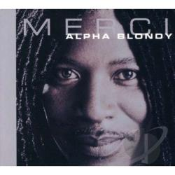 Alpha Blondy - Merci CD Cover Art