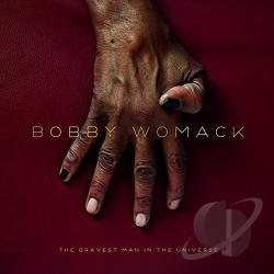 Womack, Bobby - Bravest Man in the Universe CD Cover Art
