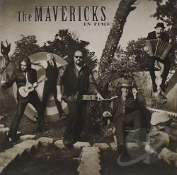 Mavericks - In Time CD Cover Art