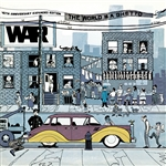 War - World Is a Ghetto CD Cover Art