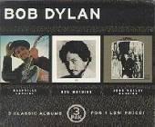 Dylan, Bob - Nashville Skyline/New Morning/John Wesley Harding CD Cover Art