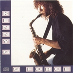 G, Kenny - G Force CD Cover Art