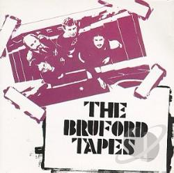 Bruford, Bill - Bruford Tapes CD Cover Art