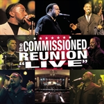Commissioned - Commissioned Reunion: Live CD Cover Art