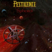 Pestilence - Spheres CD Cover Art