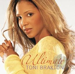 Braxton, Toni - Ultimate Toni Braxton CD Cover Art