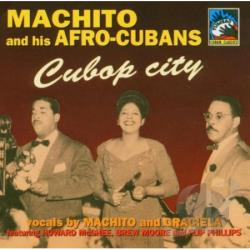 Machito - Cubop City CD Cover Art