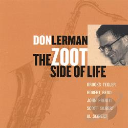 Lerman, Don - Zoot Side Of Life CD Cover Art