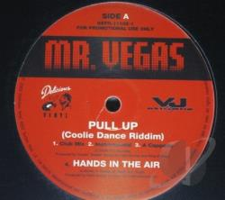 Mr. Vegas - Tamale/Pull Up LP Cover Art