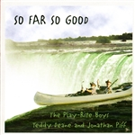 Play-Rite Boys - So Far So Good CD Cover Art