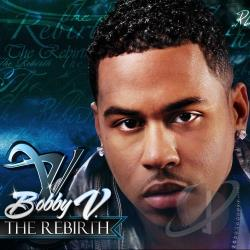 Bobby V (R&B) - Rebirth CD Cover Art