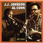 Cohn, Al / Jj Johnson / Johnson, J.J. - Jazz Legacy CD Cover Art