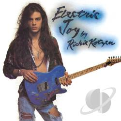 Kotzen, Richie - Electric Joy CD Cover Art
