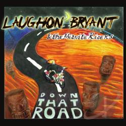 Bryant, Laughon / Midnite Riders - Down That Road CD Cover Art
