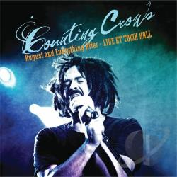 Counting Crows - August and Everything After: Live at Town Hall CD Cover Art