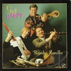 Sandke, Randy - Get Happy CD Cover Art