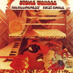 Wonder, Stevie - Fulfillingness' First Finale CD Cover Art