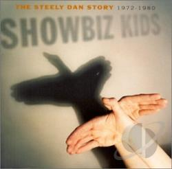 Steely Dan - Showbiz Kids: The Steely Dan Story 1972-1980 CD Cover Art