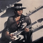 Double Trouble / Vaughan, Stevie Ray / Vaughan, Stevie Ray & Double Trouble - Texas Flood CD Cover Art