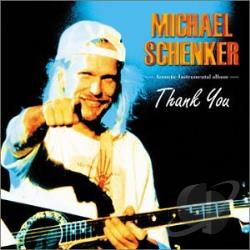 Schenker, Michael - Thank You CD Cover Art