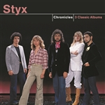Styx - Chronicles CD Cover Art