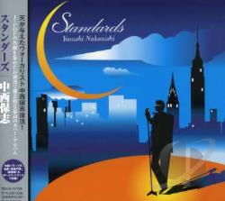 Nakanishi, Yasushi - Standards CD Cover Art