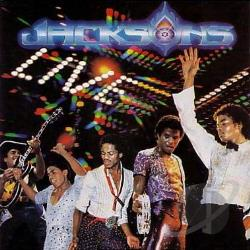 Jacksons - Jacksons: Live CD Cover Art