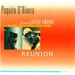 D'Rivera, Paquito / Sandoval, Arturo - Reunion CD Cover Art