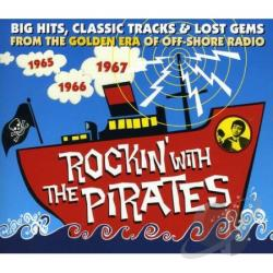 Rockin' With The Pirates: Big Hits Classic Tracks - Rockin' With The Pirates: Big Hits Classic Tracks CD Cover Art
