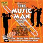 Willson, Meredith - Willson, M.: The Music Man (1957) DB Cover Art