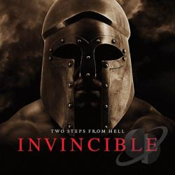 Two Steps From Hell - Invincible CD Cover Art
