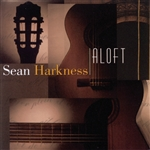 Harkness, Sean - Aloft CD Cover Art