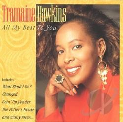 Hawkins, Tramaine - All My Best to You CD Cover Art