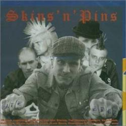 Skins & Pins CD Cover Art