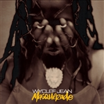 Jean, Wyclef - Masquerade CD Cover Art